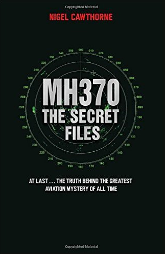 MH370 The Secret Files Book Cover