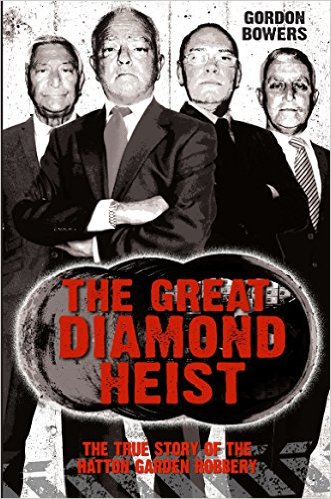 The Great Diamond Heist Book Cover
