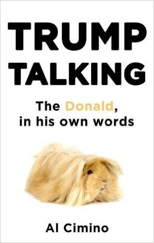Trump Talking Book Jacket